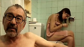 Maria Velverde nude in a scene from the movie Madrid