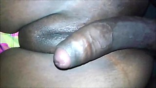 Chubby ebony doll assfucked