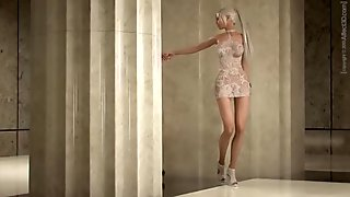 Girlfriends 4 Ever  Affect3D 3D animation  new teaser