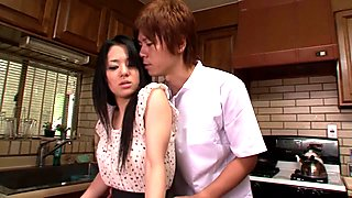 Sora Aoi in Wife Fucked in Front of Husband part 2.2