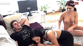 My Dirty Hobby - BlackSophie horny Threesome