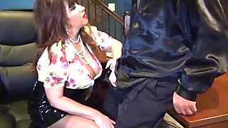 Boss Lady is Hot
