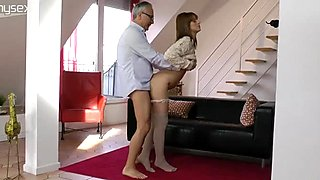 Dirty-minded hooker Lora Summer wanna demonstrate her dick sucking skills