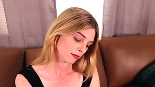 Addicted to Mandy: Solo POV anal worship