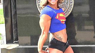 Dani Reardon Supergirl