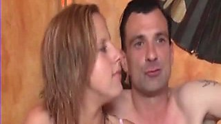 Velvet Swingers Club couples gangbang swapping party