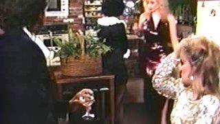 Satin Gals (1987) FULL VINTAGE CLIP