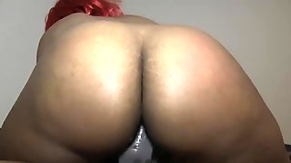 thick red phat booty carmel cakes gets fucked by 56 yr old m