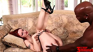 Violet Monroe is Hungry for BBC