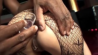 Asia deVille is a dirty whore. Plain and simple! Today we