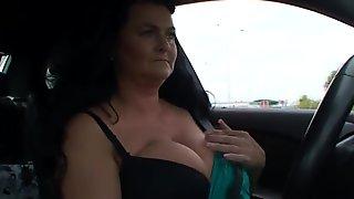 Big breasted MILF