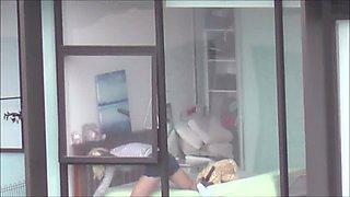 Hotel Window 130
