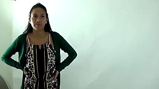 SUPERMODEL IS FUCKED DURING PHOTOSHOOT AUDITION