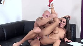 Melonechallenge - Mea Melone fucked by Blanche Bradburrys BF
