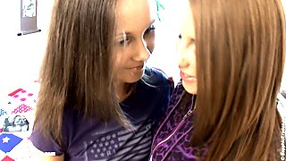 Innocent Seduction by Sapphic Erotica lesbian love porn