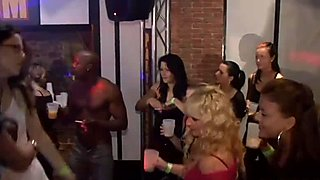 Racy and rowdy sex party