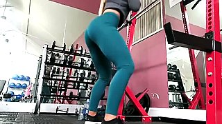 Irish Fitness Blogger Wank Video Edit (UN-Fucking-Real)