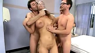 Brutal BDSM Double Penetration Gangbang! vol.44