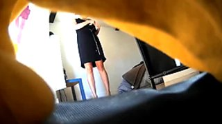 changing room hidden cam hot milf dressing