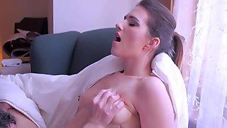 Teen Screams of Orgasm