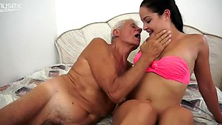 Incredibly sexy milf Dolly Diore and her old boyfriend