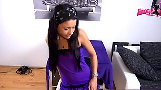 REALES ANAL UND ASS TO MOUTH CASTING MIT DEUTSCHER LATINA