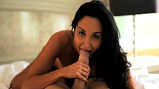 PureMature - Ava Addams and her gigantic tits