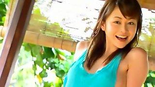 Anri Sugihara -  Blue Shirt