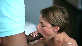 Szilvia Lauren making love with black guy