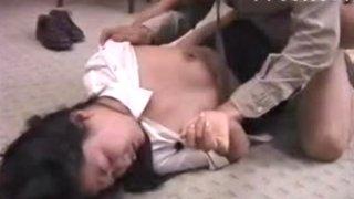 Mari Nishizawa in Dirty stewardess business Part 3