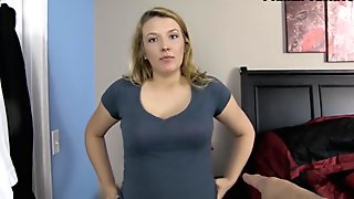 Pregnant NOT Sister Blackmail