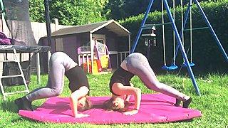 yoga challenge HOT 17