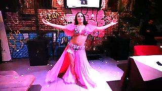 Alla Kushnir sexy Belly Dance part 130