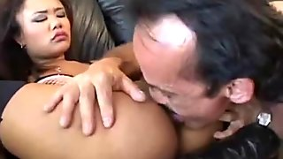 Asian cum shot 4