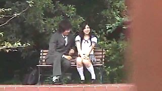 Curvy Japanese slut gets banged and facialized