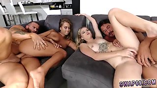Dad and boss's daughter anal homemade xxx The Treat Trade Pt. 2